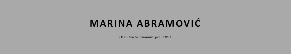abramovic, diamanten tag af start januar