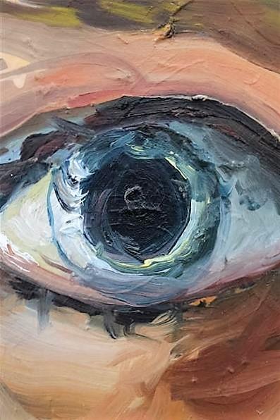 følelser abstrakt maleri