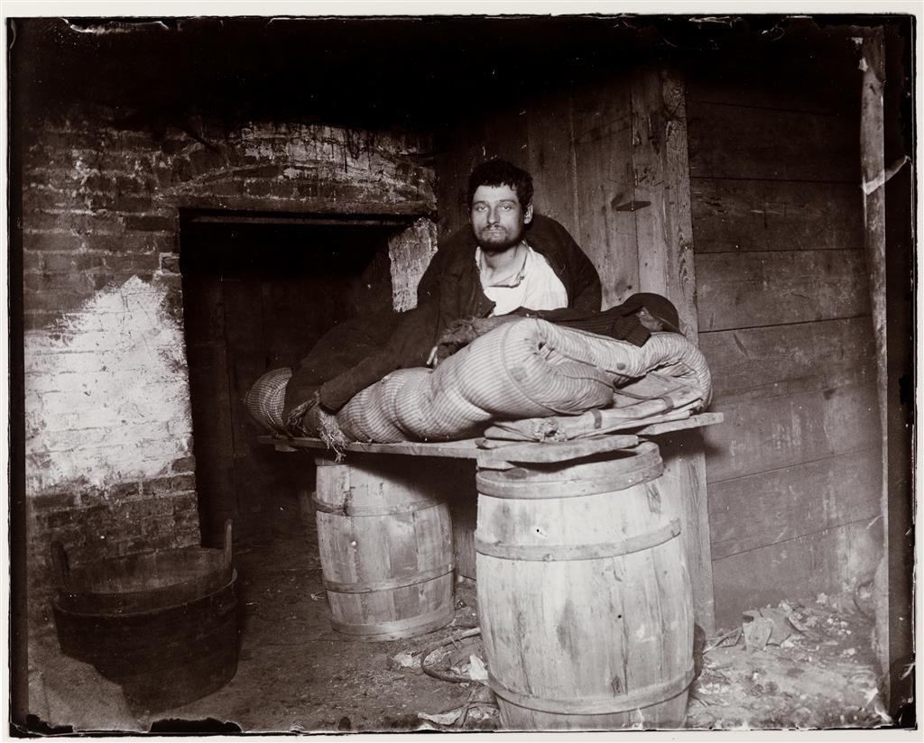 levevilkår i 1800 tallet